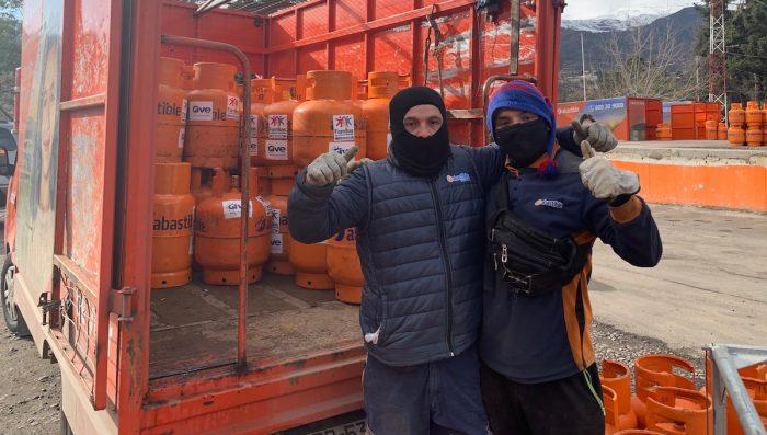 Comprometen entrega de energía y calor a los hogares chilenos por más de USD 1 millón