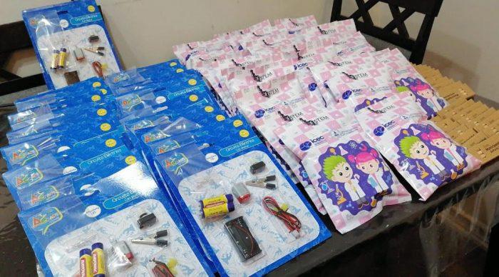 Alianza local e internacional permitirá a preescolares hacer experimentación científica en sus casas