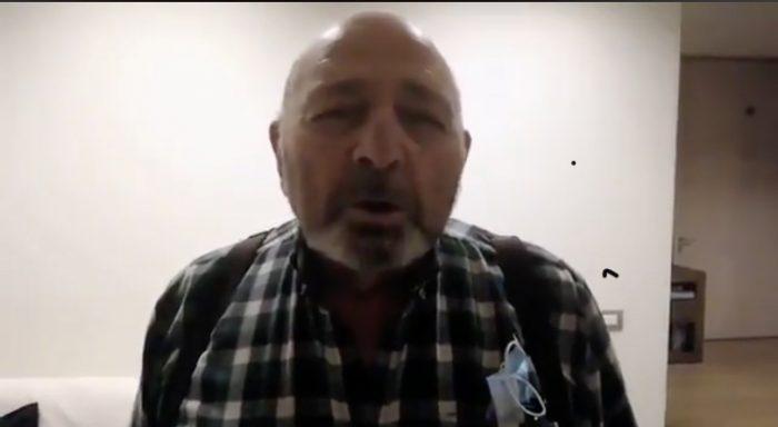 """El mensaje del padre de Fuad Chahin a la """"gente que goza destruyendo lo ajeno"""" tras atentado en su predio"""