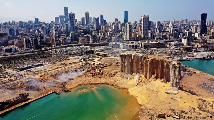 Líbano: ordenan arresto de responsables del puerto de Beirut por almacenamiento del mortífero nitrato de amonio