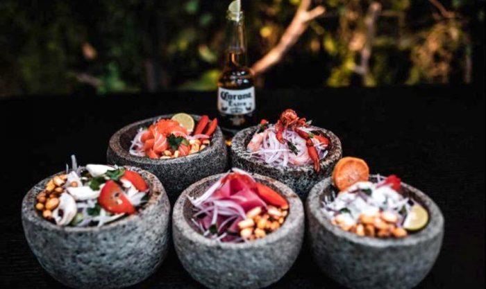 Los mejores ceviches de la costa a la ciudad junto a Cerveza Corona