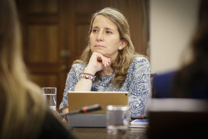 Diputada RN Karin Luck pide sesión especial tras recibir centenar de reclamos por cobros de pensiones de alimentos a mujeres