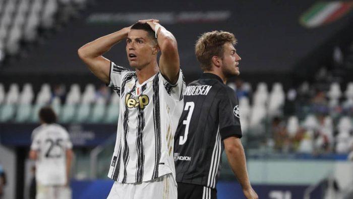 Olympique de Lyon deja sin Champions League a Cristiano Ronaldo ...