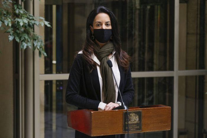 """Diputada Paulina Núñez pidió a ministros y subsecretarios estar disponibles para la elección de """"convencionales"""" en abril de 2021"""