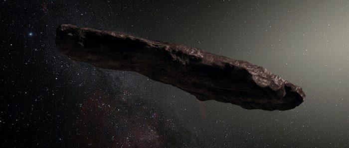 Oumuamua, el primer viajero interestelar, no sería un iceberg de hidrógeno