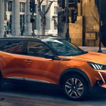 Segunda generación del SUV compacto Peugeot 2008 apuesta por el diseño y tecnología
