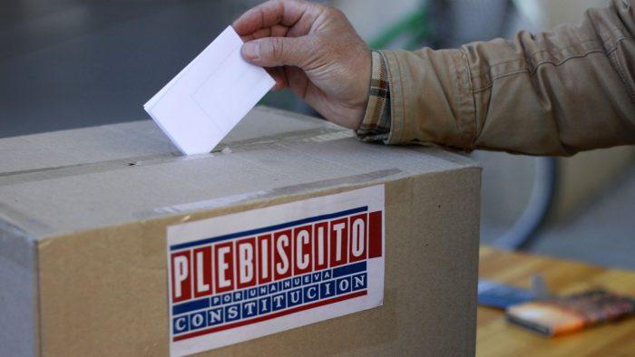 Convergencia Progresista acusa pasividad del Gobierno en materia de regulación del gasto electoral para el plebiscito