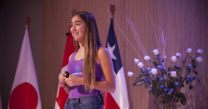 """Julieta Martínez, la joven más influyente en 2019 y fundadora de Tremendas: """"El individualismo es una de las peores pandemias"""""""