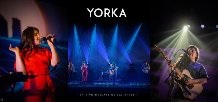 """Dupla de músicas chilenas Yorka cumplen 7 años y lo celebran con versión en vivo de su más destacado disco """"Humo"""""""