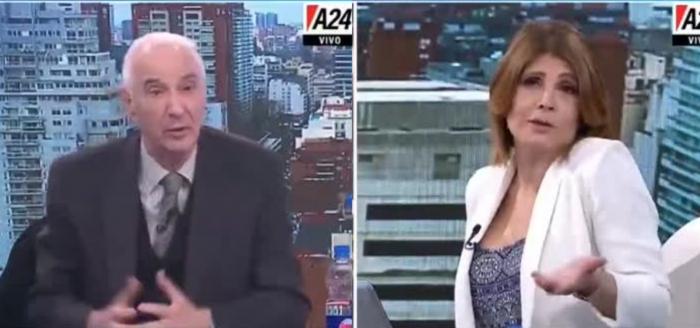 """""""Sos mujer, no entendés de fútbol"""": periodista Mauro Viale provoca furia en RRSS por sus dichos machistas hacia Liliana Caruso"""
