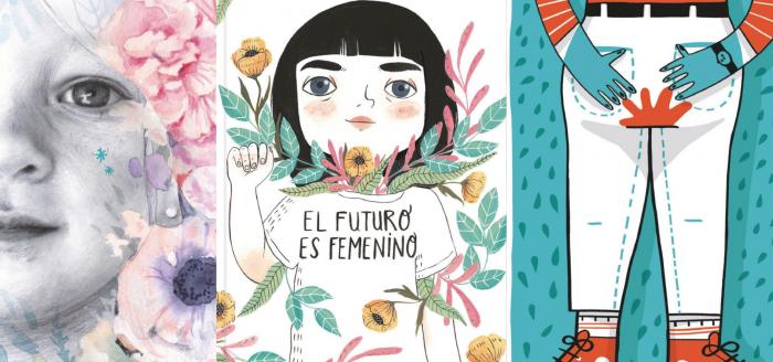 """""""El futuro es femenino"""": La propuesta de Sara Cano para que niñas y adolescentes se empoderen en un mundo machista"""