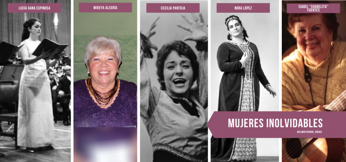 Destacadas mujeres en la carrera por el controversial Premio Nacional de Música 2020