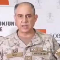 """""""Se notó que le llegó la plata a la gente"""": Jefe de Defensa Nacional de Tarapacá criticó masiva salida de personas en Iquique en medio de la pandemia"""