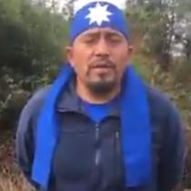 """Lonko Alberto Curamil convocó a un """"Nütram"""" para """"rechazar el racismo y el fascismo"""" contra el pueblo mapuche"""