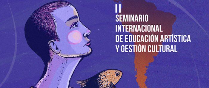 Red Patagonia Cultural organiza II Seminario de Educación Artística y Gestión Cultural