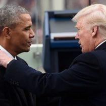 Trump vs Obama | El inédito enfrentamiento entre el presidente de Estados Unidos y su antecesor