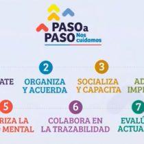 """Gobierno presenta """"Paso a Paso Laboral"""": plan contempla siete etapas para evitar contagios de trabajadores en desconfinamiento"""