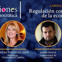 """Continúa el ciclo """"Conversaciones sobre la República Democrática"""" para abordar la """"Regulación constitucional de la economía"""""""