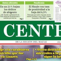 Crisis de los medios de comunicación: ahora cerró diario El Centro