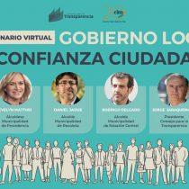 """[EN VIVO] Workshop CPLT: """"Gobierno Local y confianza ciudadana"""""""