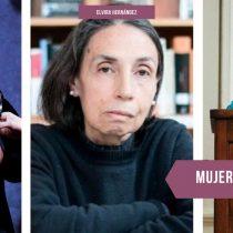 Rosabetty Muñoz, Elvira Hernández y Carmen Berenguer las únicas candidatas mujeres a quedarse con el Premio Nacional de Literatura