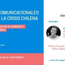 [EN VIVO] Webinar UC y El Mostrador: El uso de la tecnología y las redes sociales para superar la crisis