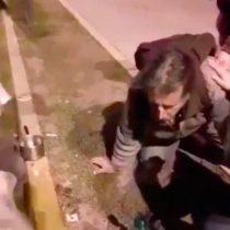 Hombre denuncia agresión de militares en Peñalolén: sufrió daño ocular y pérdida de piezas dentales