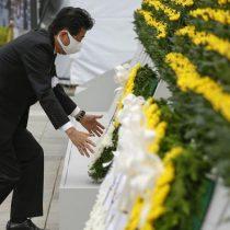 Hiroshima pide al gobierno de Japón firmar tratado sobre armas atómicas a 75 años del ataque nuclear