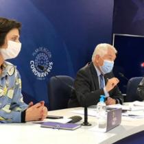 Balance del COVID-19 en Chile: hay 1.762 nuevos casos y fallecidos alcanzan los 9.707