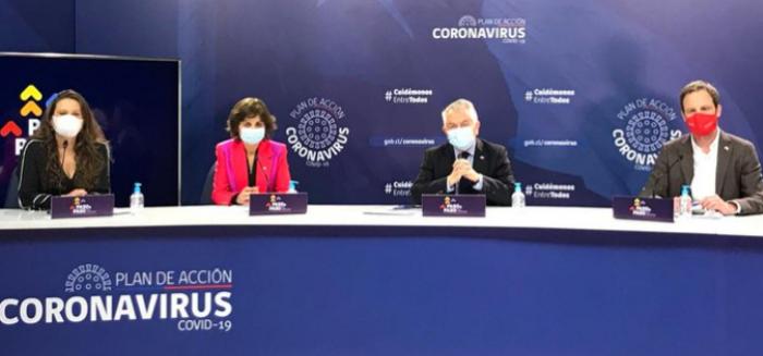 Minsal entrega un nuevo balance del Covid-19: por primera vez desde el 11 de mayo, hay menos de 1.500 contagios nuevos