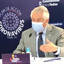 Minsal: Chile suma otros 1.708 contagios y 60 nuevos fallecidos por Covid-19