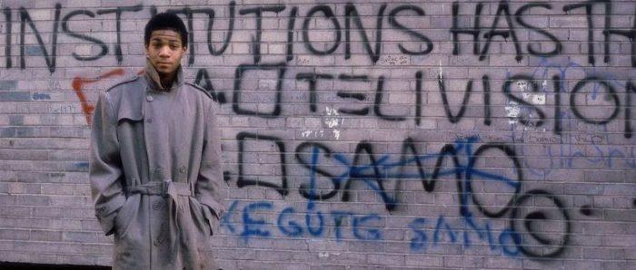 Documental que retrata la adolescencia de Jean-Michel Basquiat en la ciudad de NY se estrena on line
