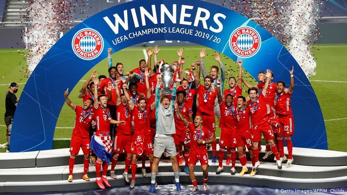 El Bayern derrota al París Saint-Germain y se corona campeón de la Champions