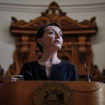 Tensión Congreso - Poder Judicial: Suprema defiende a ministra Donoso de la acusación transversal presentada hoy en su contra