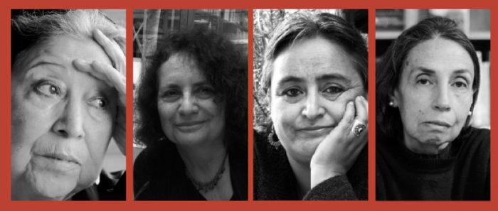Ciclo con poetas candidatas al Premio Nacional de Literatura 2020vía online