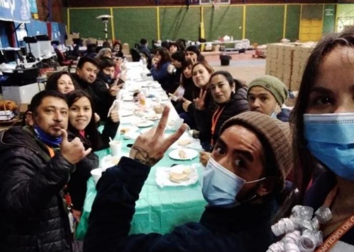 Dos sumarios sanitarios enfrentarán funcionarios municipales de Quillota que celebraron cumpleaños en centro de acopio