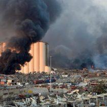 """Consulado de Chile en Beirut informó que """"no habría compatriotas heridos o fallecidos"""" tras gigantesca explosión"""