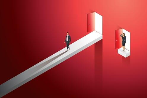 La brecha de género en el trabajo va más allá del salario