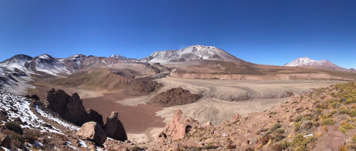 Volcanoms: primera plataforma de monitoreo volcánico satelital creada en Latinoamérica