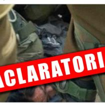 Carabineros inicia investigación administrativa por funcionario que pisó en la cara a detenido en Collipulli