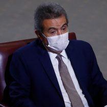 Presidente de Corte Suprema reconoce que pudo haber habido una equivocación en resolución que otorgó libertad condicional a Hugo Bustamante en 2016