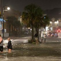 Reconvertido en huracán: Isaías impacta Carolina del Norte