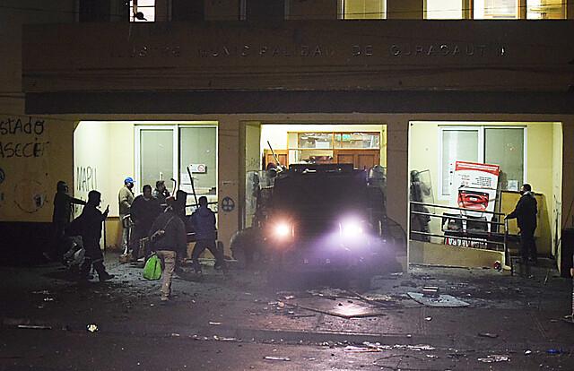 Violencia en La Araucanía: Cámara de Diputados aprueba Comisión Investigadora tras desalojos de municipios del fin de semana