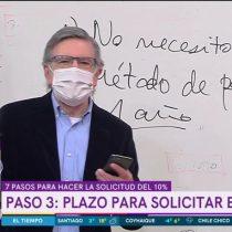 Diputado DC Gabriel Ascencio pide a Contraloría fiscalizar apariciones de Lavín en matinales