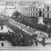 A cien años de la Ley de Educación Primaria Obligatoria
