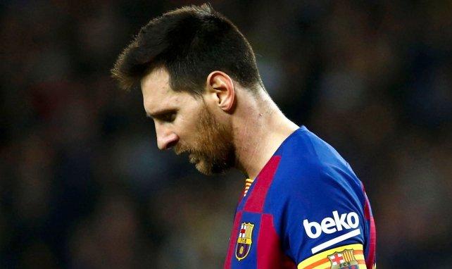 Messi no se presenta al primer entrenamiento del Barcelona