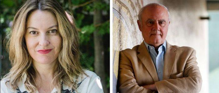 Constanza Michelson y Agustín Squella reflexionan sobre miedo, imaginación y política en Puerto de Ideas