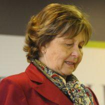 Falleció Mónica Jiménez de la Jara, ministra de Educación durante el primer gobierno de Bachelet