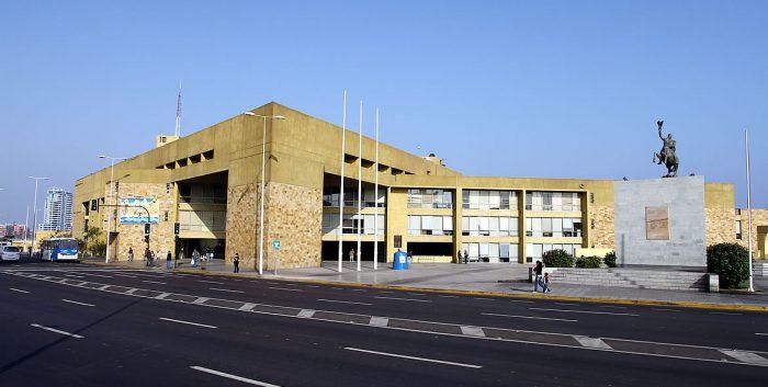 Medida preventiva: Brote de COVID-19 obliga a cerrar la Municipalidad de Antofagasta