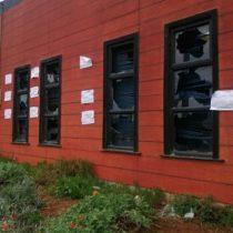 INDH colaboró en entrega de edificio municipal de Tirúa a vecinos tras ataque sufrido anoche